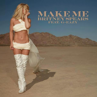 Britney Spears releases boring song titled Make Me ohh. More like make me booo. Listen now at JasonSantoro.com