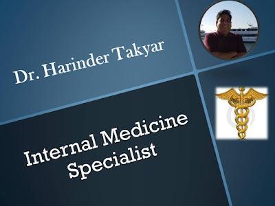 Dr. H arinder K Takyar