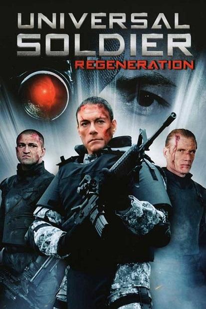دانلود رایگان سرباز جهانی 3 - احیا 2009 Universal Soldier: Regeneration بدون سانسور