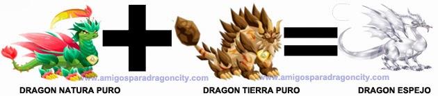 como sacar al dragon espejo combinacion 2