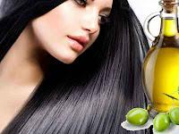 Paling Ampuh !! Cara Meluruskan Rambut dengan Minyak Zaitun