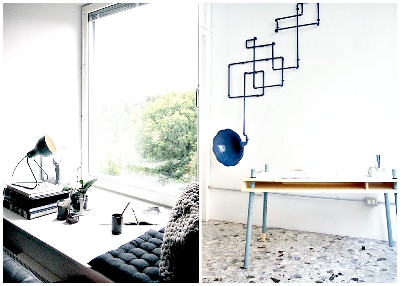gramofon jako dekoracja w mieszkaniu