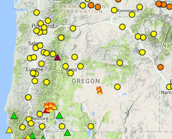 Oregon Smoke Information Because You Asked Should I Watch the 24