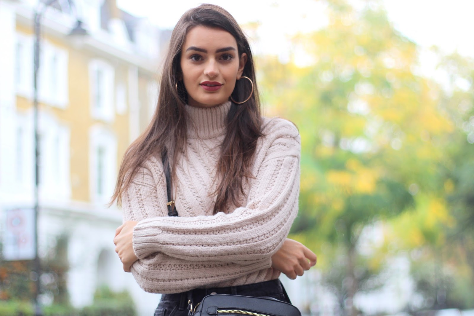 ditching transitional dressing peexo fashion blogger autumn
