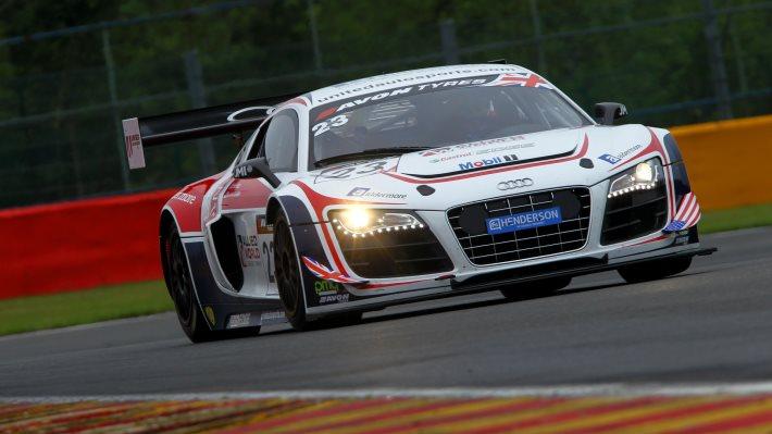 Wallpaper 2: Audi Racing Cars