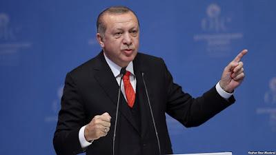 Erdogan pede que Jerusalém Oriental seja reconhecida capital palestina
