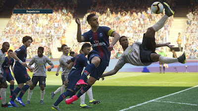 PES 2019 New Anti Lag by Jostike Games