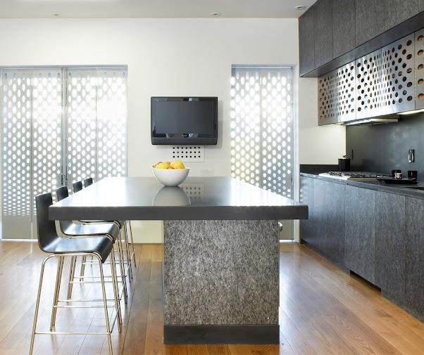 Desain Dapur Modern Minimalis Tampak Sederhana 01