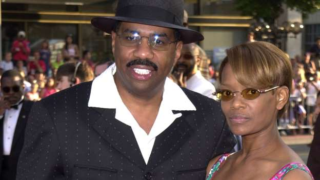 Steve Harvey's Ex-Wife Mary Vaughn Sues for $60 Mill, Alleges Torture, Child Endangerment & 'Soul Murdering'