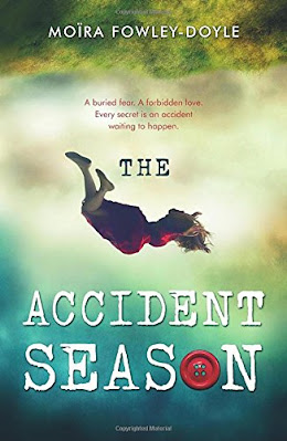 The Accident Season by Moira Fowley-Doyle book cover