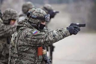 pasukan elit rusia