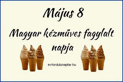 A magyar kézműves fagylalt napja