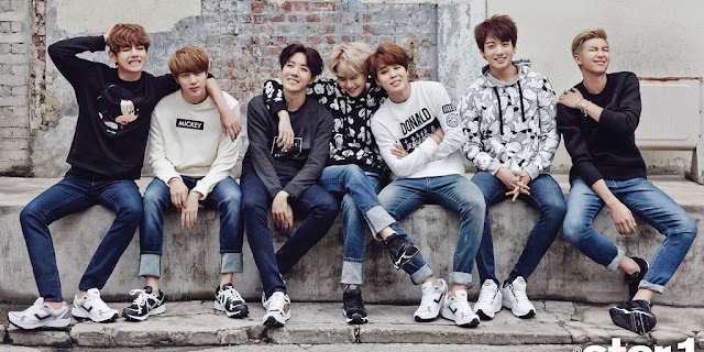 Billboard Music Awards ဆုေပးပြဲမွာ ပထမဆံုး ဆန္ကာတင္စာရင္းဝင္တဲ့ K-Pop အဖြဲ႔ျဖစ္လာတဲ့ BTS အဖြဲ႔