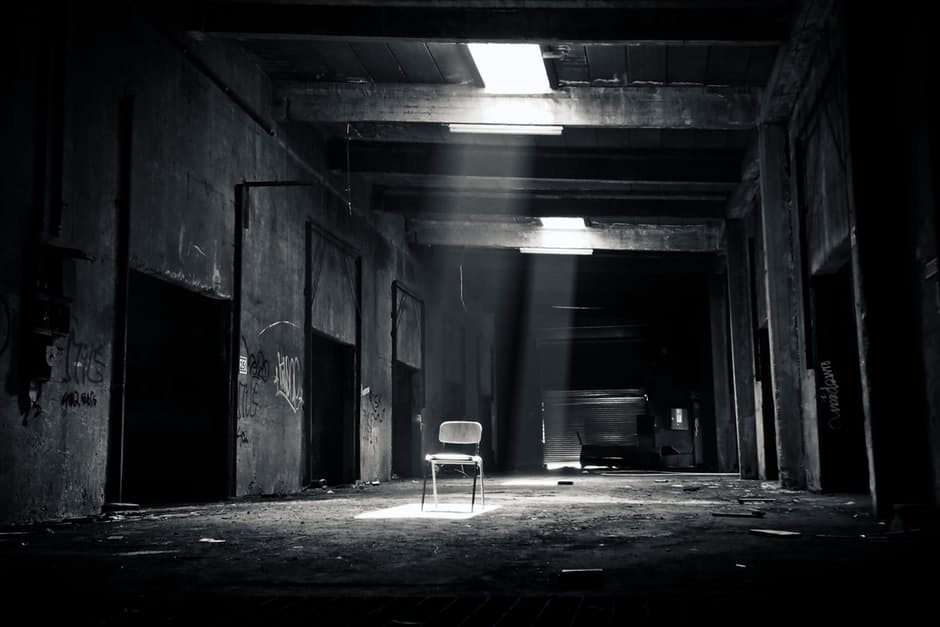 Lost-abandonned-place