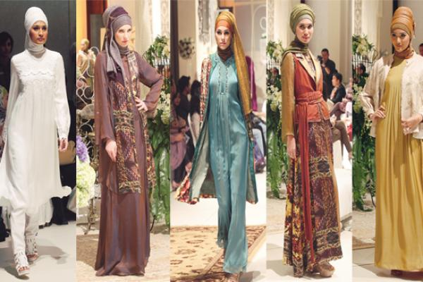 Modifikasi Keren: Trend Baju Muslim 2012
