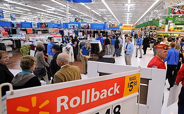 LED Lighting: Walmart Transforming Retail Lighting with ...