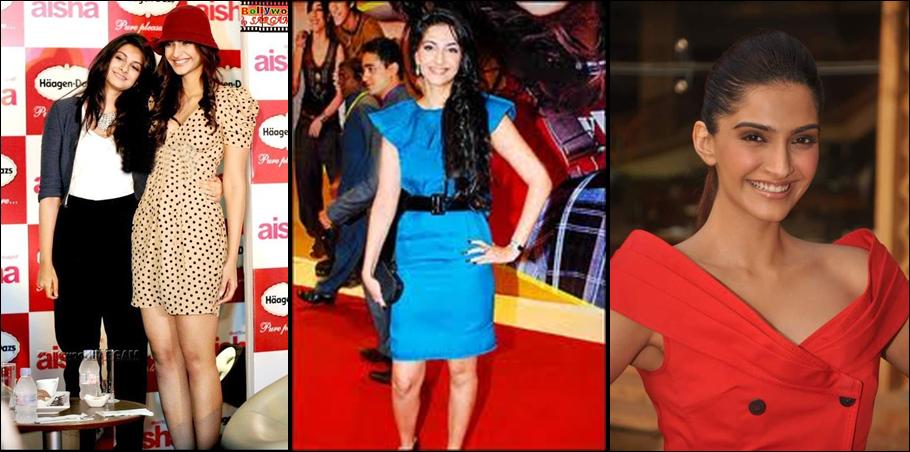 Curves Clothes Closets etc: Exploring Pear Body Shape with Sonam Kapoor