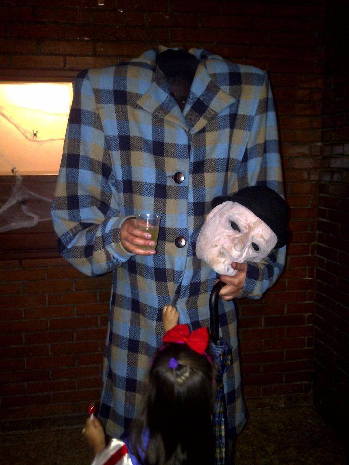 Disfraces Disfraz Hombre Sin Cabeza - Disfraces-sin-cabeza