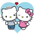 Hello Kitty & Dear Daniel VDay