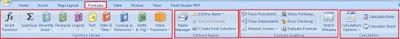 Fungsi Menu dan Ikon Pada Microsoft Excel 2007