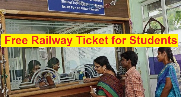 ndian Railway Ticket Concession for Senior Citizens, Students, Patients & others