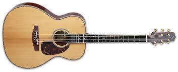 dan Guitar Takamine EF75M-TT