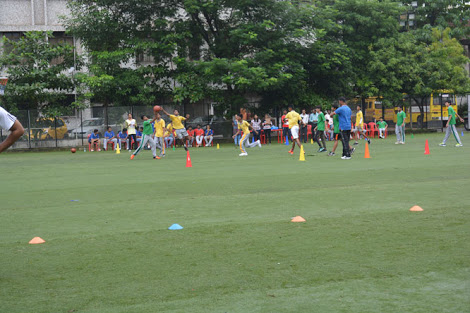 An Excellent Way to Organize School Inter House Sports