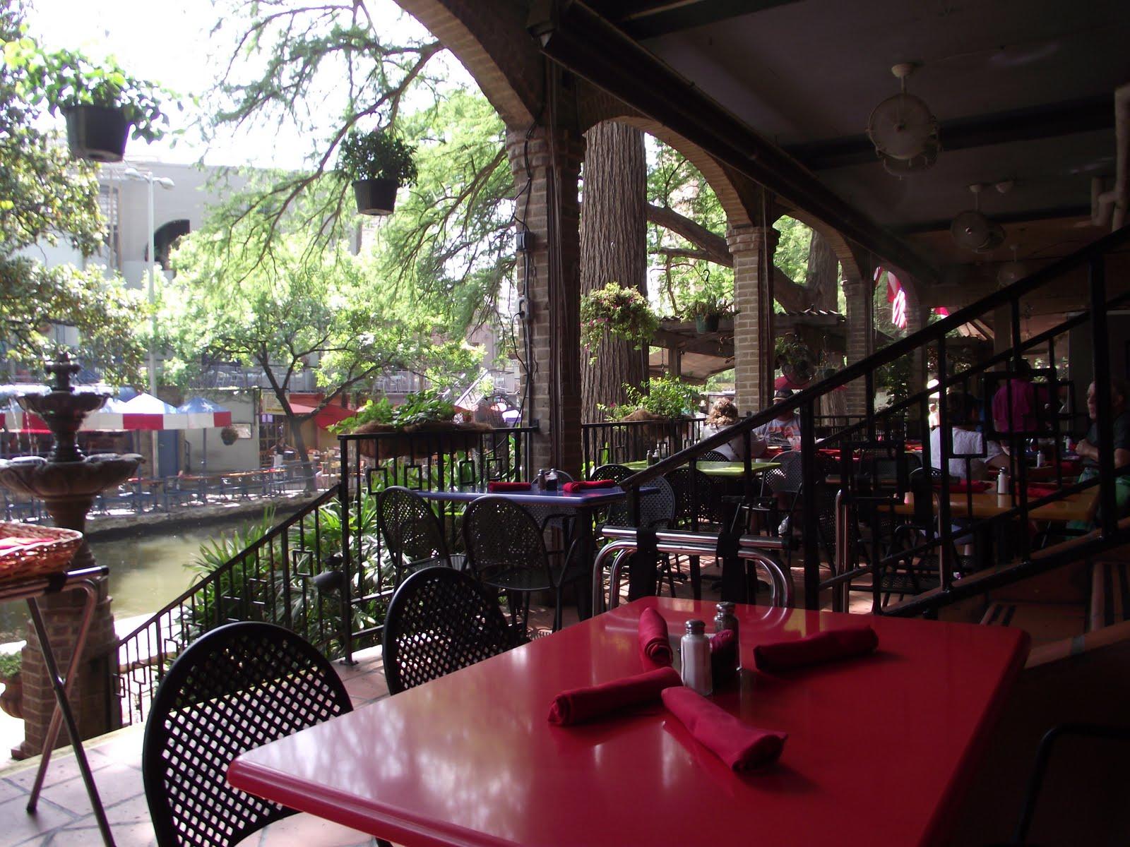 Italian Restaurants Riverwalk San Antonio Texas