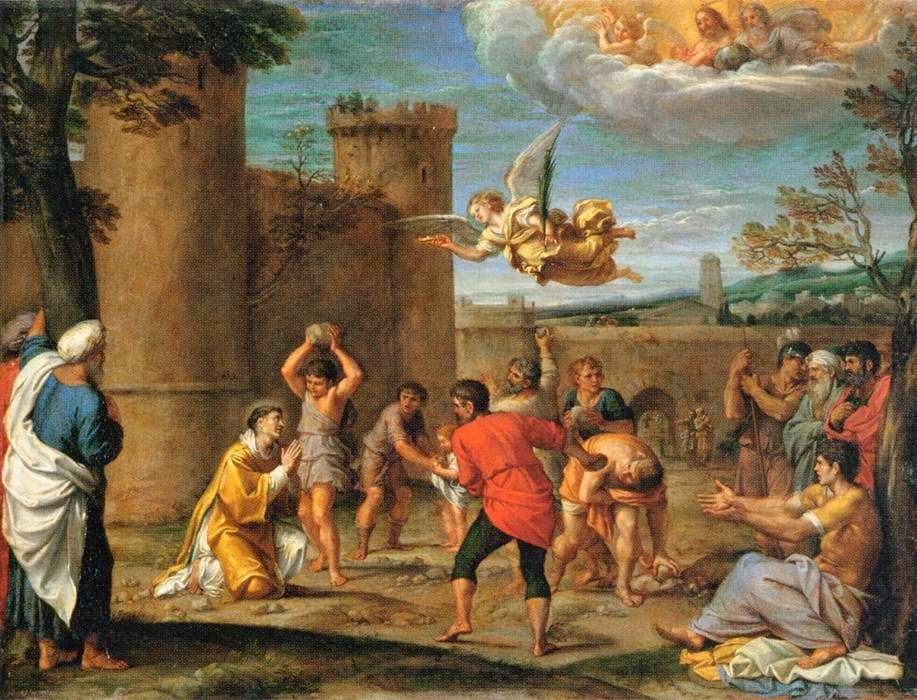 Paintings by Annibale Carracci | Baroque Era painter (1560-1609)