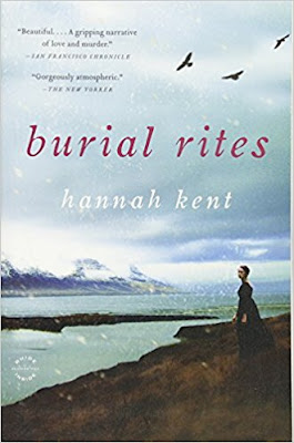 Burial Rites by Hannah Kent (Book cover)