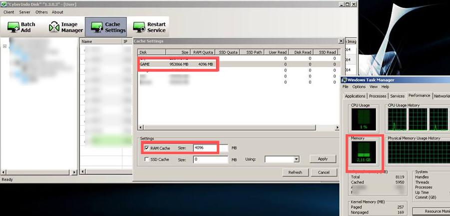 Software Cyberindo Disk Versi 1.3 Terbaru