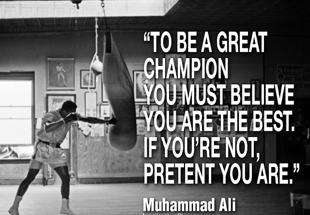 Muhammad Ali is dead