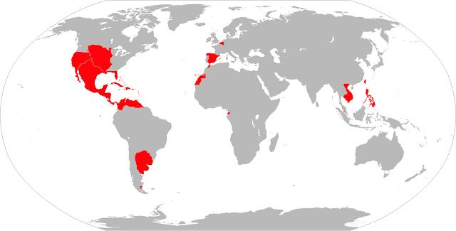 الإمبراطورية الإسبانية