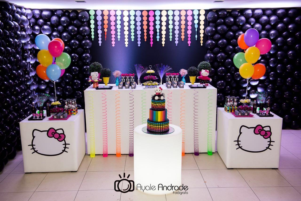 Amato Conversinha de Mãe: Fazendo a festa: Discoteca da Hello Kitty OU68