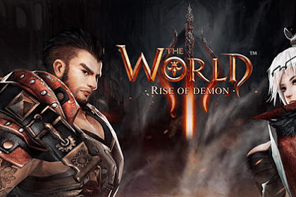 Download Game MMORPG Android The world 3: Rise of Demon