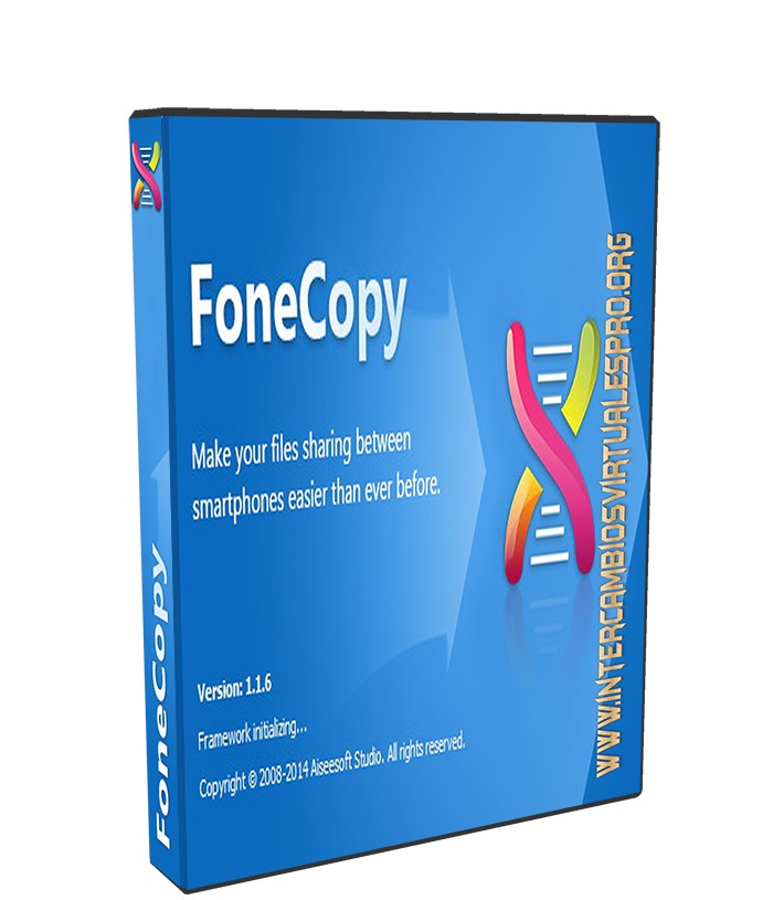Aiseesoft FoneCopy 1.2.26 poster box cover