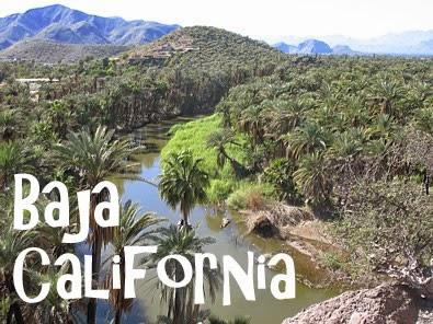 Halbinsel Baja California