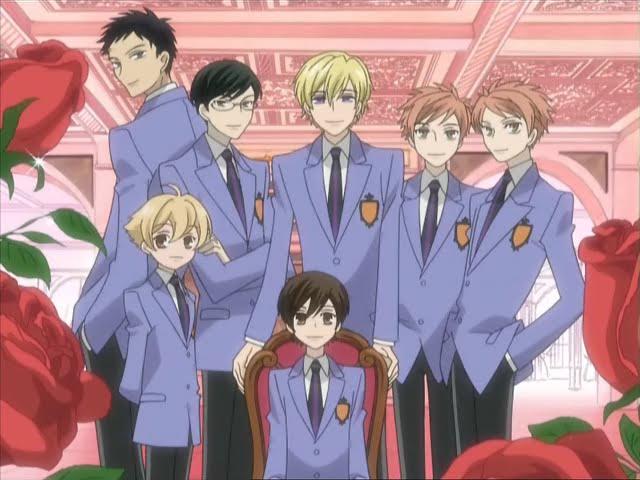 1 15 Anime Reverse Harem Terbaik