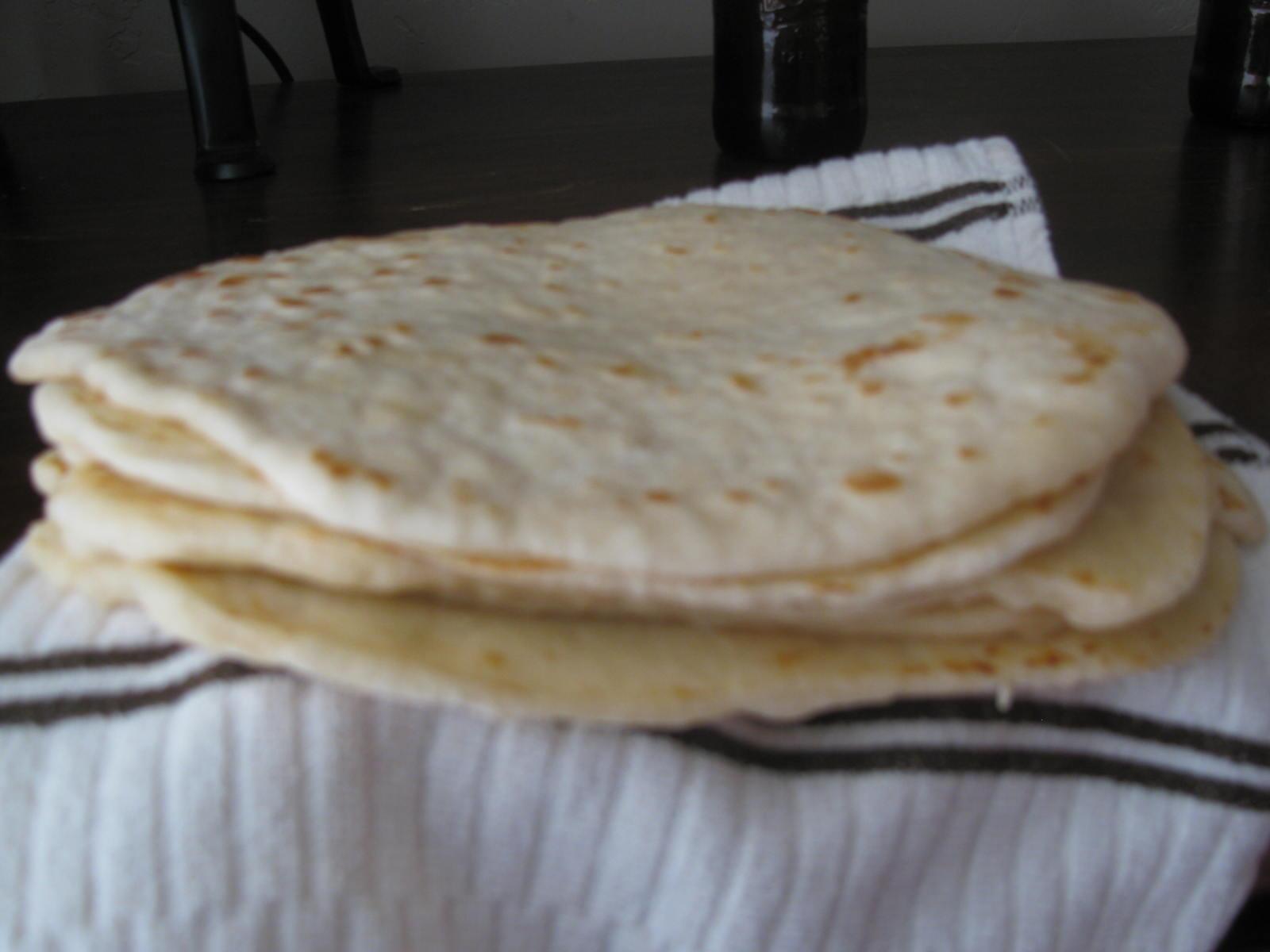 Anissa S Kitchen Homemade Naan Bread