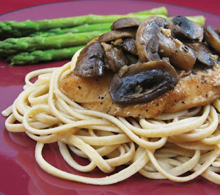 Chicken Breasts with Balsamic Vinegar and Garlic Recipe