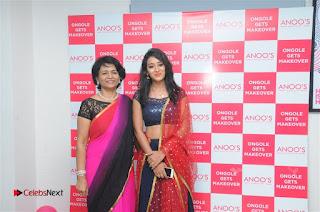 Telugu Actress Bhanu Sri Stills in Lehenga Choli at Anoo's Salon Launch at Ongole  0013.jpg