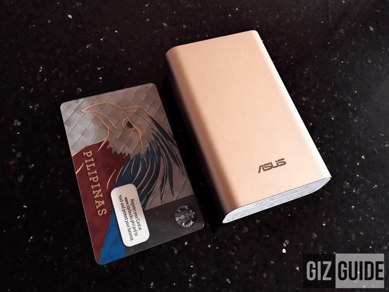ZenPower credit card size