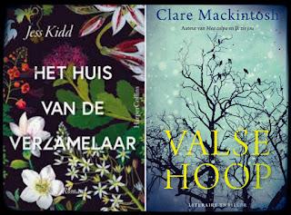 Jess Kidd, Clare Mackintosh, HarperCollins Holland, De Fontein