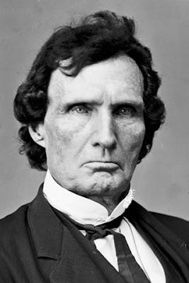 Thaddeus Stevens from Gettysburg Pennsylvania