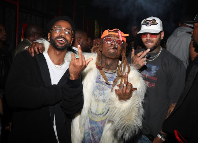 LIL WAYNE CELEBRATES BIRTHDAY & 'THA CARTER V' RELEASE WITH STAR STUDDED PARTY