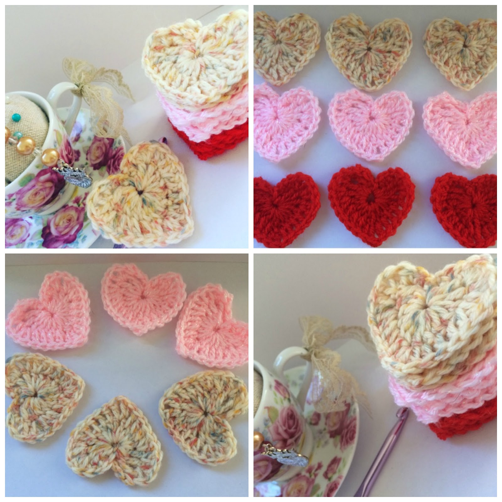 Little miss mummy free crochet hearts patten free crochet heart pattern bankloansurffo Images
