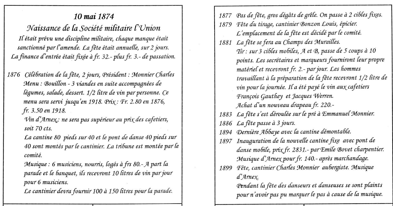 Histoire et histoires d 39 arnex sur orbe et comment le chauchy de bulande - Comment construire une porcherie ...