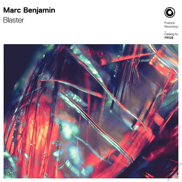 Marc Benjamin Drops Awesome New Track 'Blaster'