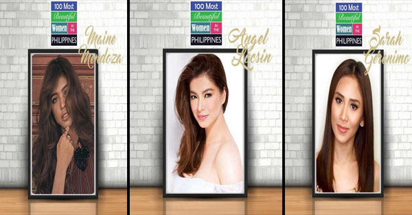 The Voting For The Top 10 Finalists of the Most Beautiful Women in the Philippines is Now Open!