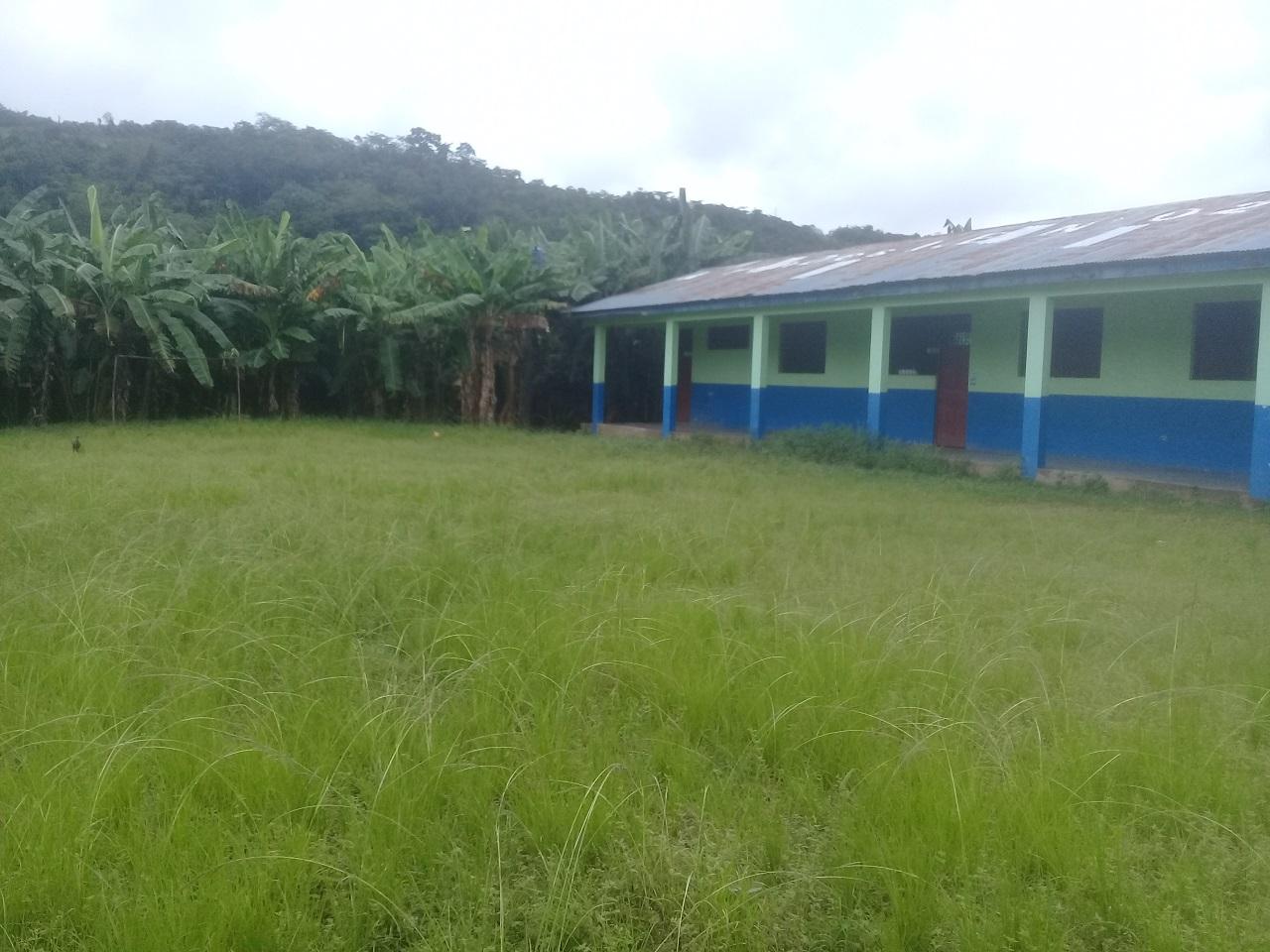 Escuela 0296 - Zapatero